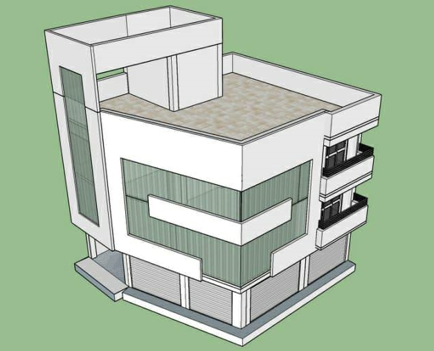 Didi HQ building concept